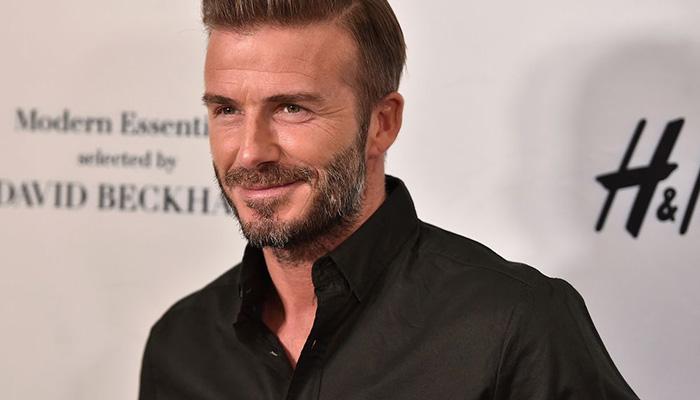 David Beckham wurde von der italienischen Polizei befragt, nachdem Kinder gegen das Gesetz verstoßen hatten