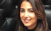 Actress Ushna Shah shares an advice for women after Noor Mukadam murder
