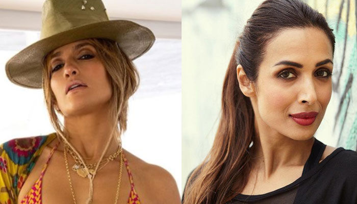 Malaika Arora shares Jennifer Lopezs steamy snap with Ben Affleck, hails her as queen