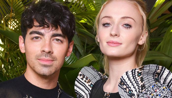Sophie Turner, Joe Jonas built 10 monstrous Legos during lockdown