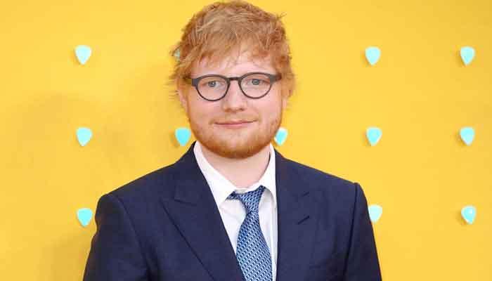 Ed Sheeran reveals he stopped playing music for a bit