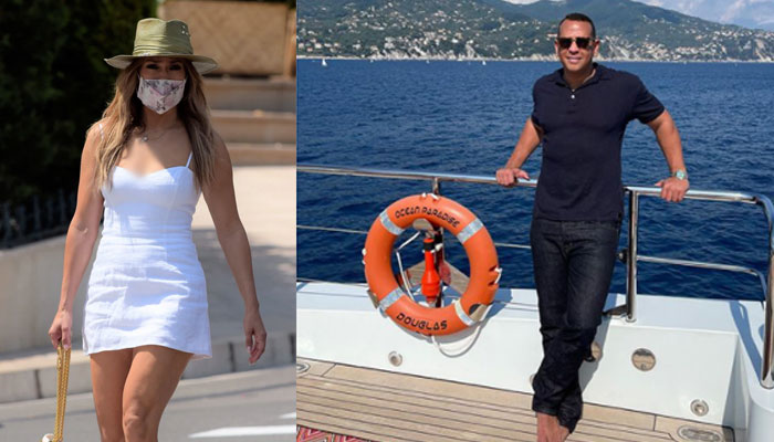 Jennifer Lopez stuns in chic outfit as she enjoys solo outing in Monaco