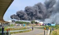 Several hurt in blast at German chemical site