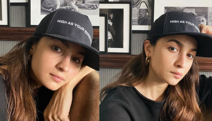 Alia Bhatt steals Ranbir Kapoors cap for this adorable reason