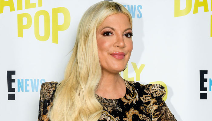 Photos: Tori Spelling celebrates daughter Stella 'getting her groove back