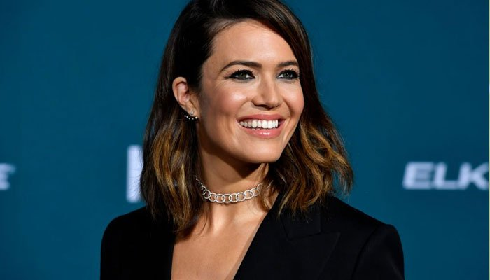 Mandy Moore addresses feeling inadequate as a new mom