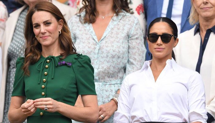 Meghan Markle, Kate Middleton's relationship 'sank from the very beginning': report