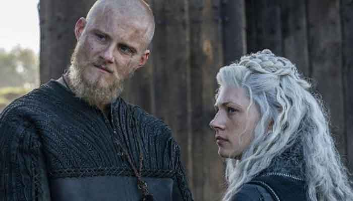 Alexander Ludwig, who played Bjorn in Vikings, launches music career