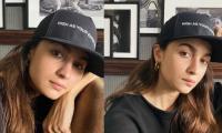 Alia Bhatt steals Ranbir Kapoor's cap for this adorable reason