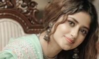 Sajal Aly says 'it's a shame' women are not safe in Pakistan