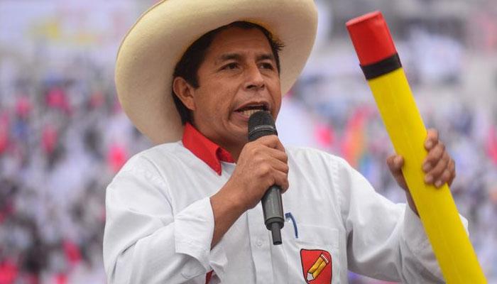 Poor village school teacher Pedro Castillo becomes Perus president
