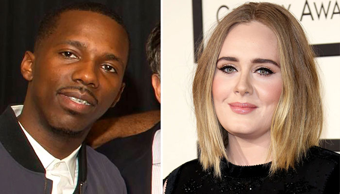 Adele and Rich Paul arent super-serious yet