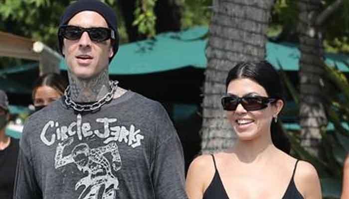 Kourtney Kardashian becomes Travis Barker daughters stepmum