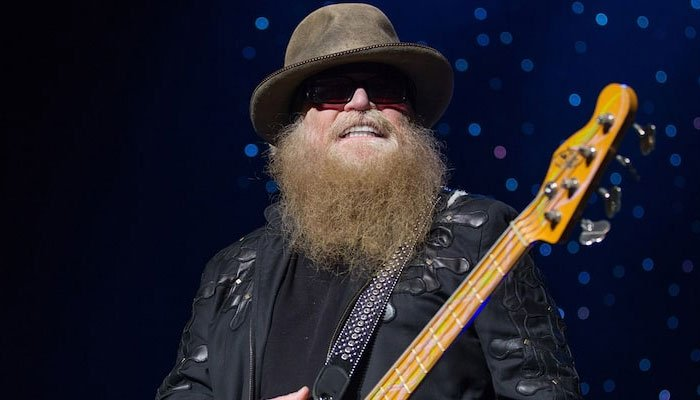 Dusty Hill joined ZZ Top in 1970 a year after they released their first single