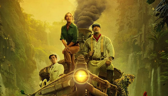 The exchange in Jungle Cruise is likely to make waves upon the films release Friday
