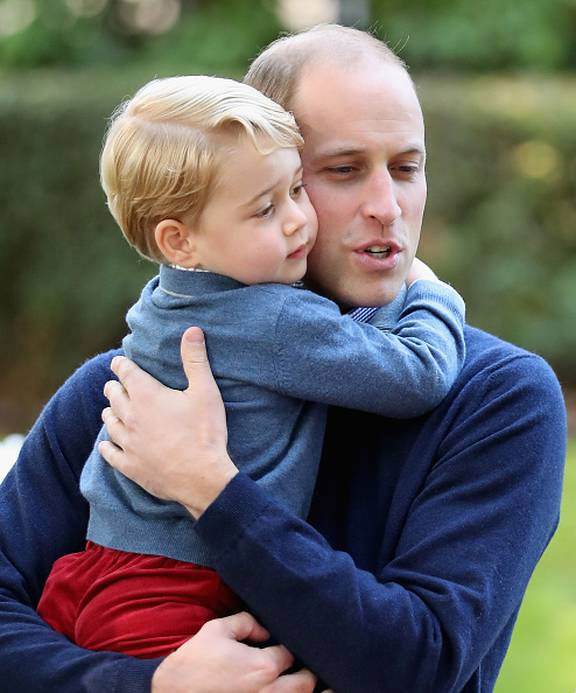 Prince William, Kate Middleton 'planning' boarding school for Prince George