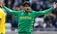 Pak vs WI: Hasan Ali becomes ninth Pakistani to reach 50 wickets