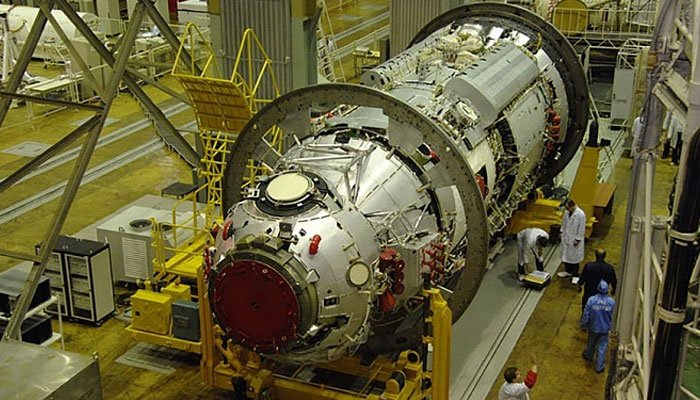 Russia docks Nauka module with International Space Station