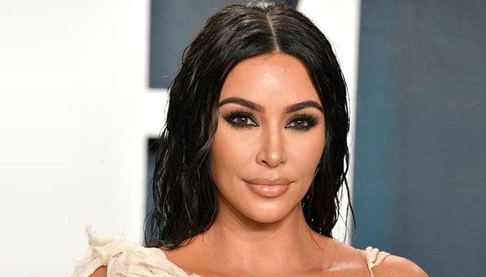 Kim Kardashian receives cease and desist warning