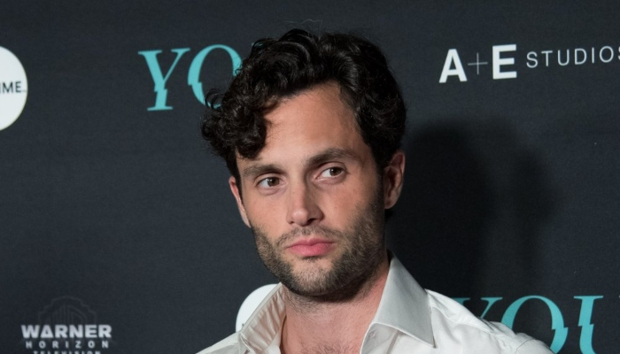 Penn Badgley said playing up his fame on social media was like being caught up in ego and our materialist culture