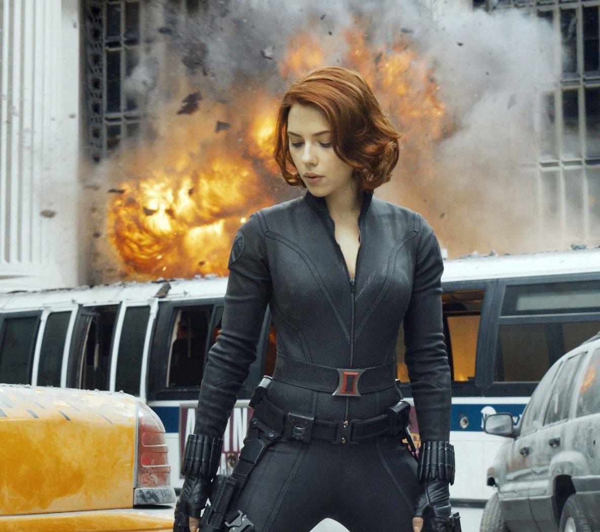 Disney claps back against Scarlett Johansson's 'Black Widow' streaming lawsuit