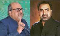Shahzad Akbar says Nazir Chohan ran 'fake campaign' against him, put his family's lives 'in danger'