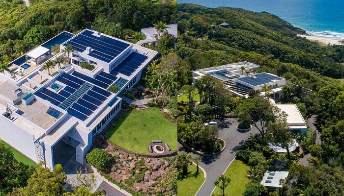 Chris Hemsworth and Elsa Pataky selling their Byron Bay mansion