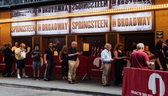 Announcement comes just weeks before most Broadway theaters reopen after a 16-month COVID-19 shutdown