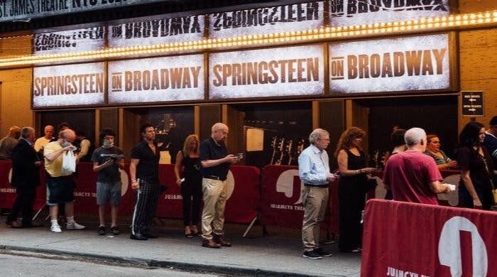 Broadway theaters requiring COVID vaccines, masks when shows return