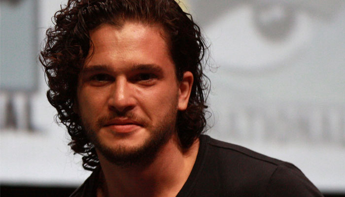 Kit Harrington shares a glimpse of his life as a father