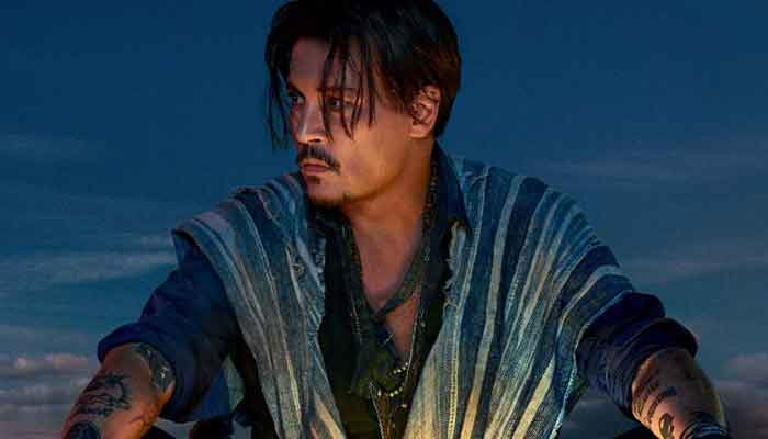 Johnny Depp decides not to react after winning a case against Amber Heard