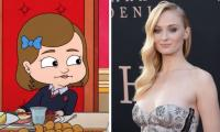 Sophie Turner called 'hypocrite' for ridiculing Princess Charlotte in 'The Prince'