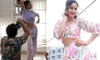 Katrina Kaif wins hearts with her killer dance moves in BTS video