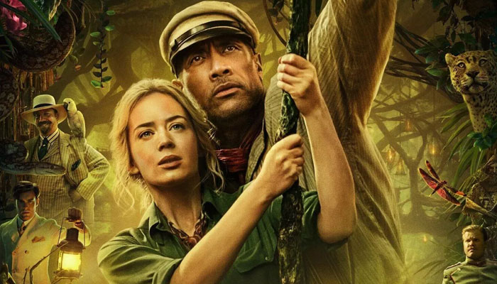 Jungle Cruise soars to the top of the box office with $34.2mn