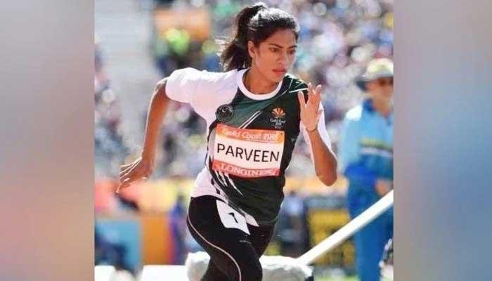 Najma Parveen file photo.