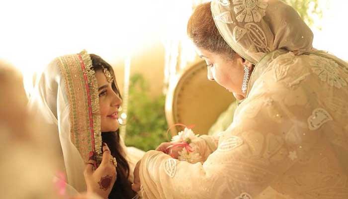 Areeba Habib gets engaged, shares a glimpse of intimate engagement ceremony