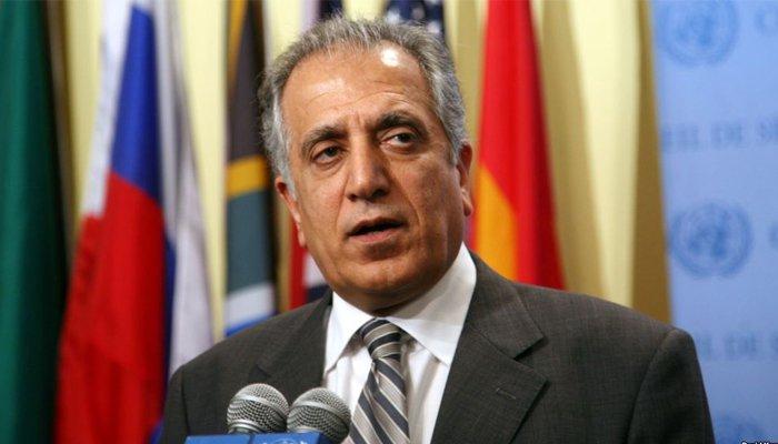 US Special Representative for Afghanistan reconciliation Zalmay Khalilzad. Photo: File.