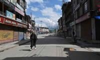 AJK government imposes partial lockdown to curb spread of coronavirus