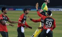 Aus vs Ban: Nasum Ahmed stars as Bangladesh claim first T20 win over Australia
