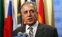 Kabul, Taliban 'far apart' in peace talks: Khalilzad