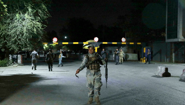 Four killed, 20 wounded in Afghan capital attack: officials