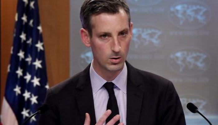 US condemns Kabul attack, signals Taliban may be involved
