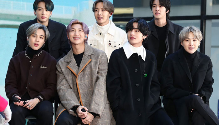 BTS Butter claims historic record on Billboard Hot 100 chart