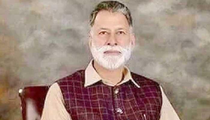 PTI AJK lawmaker Abdul Qayyum Niazi. File photo