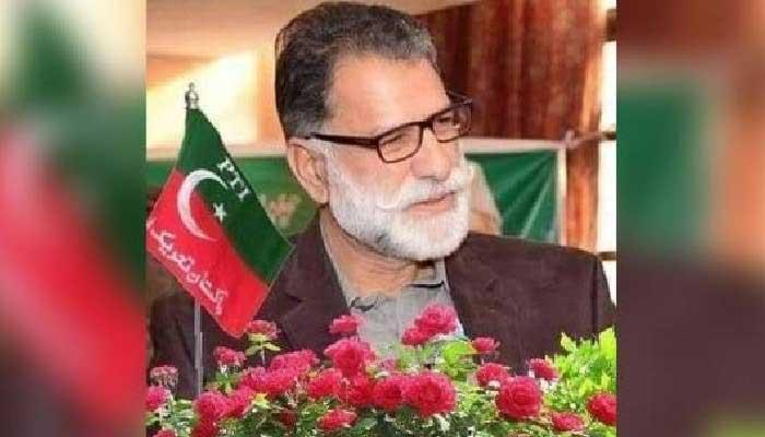 Sardar Abdul Qayyum Niazi. File photo
