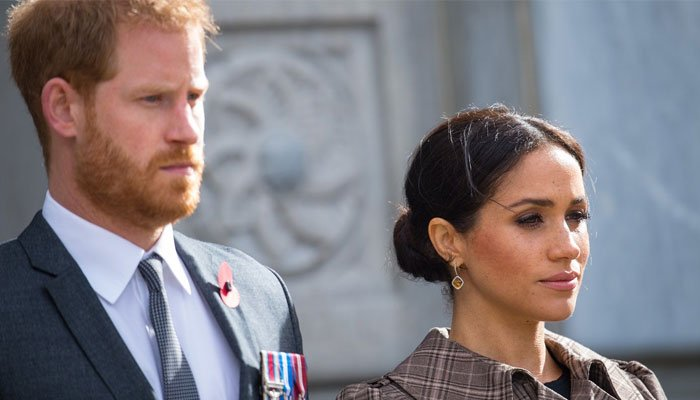 Prince Harry, Meghan Markle blasted for spouting 'load of word salad'