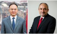 Chinese Ambassador Nong Rong 'looking forward' to working with new CPEC chief