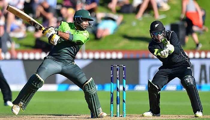 File photo of Pakistan ve New Zealand match.