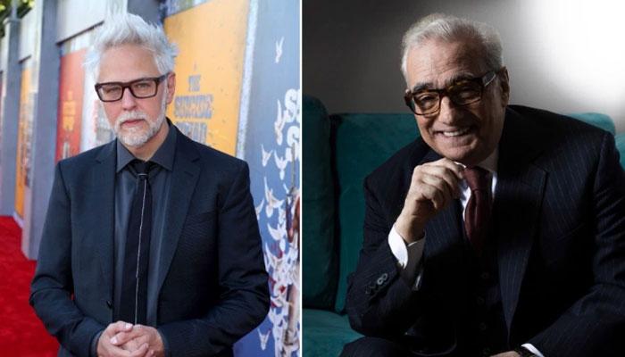 James Gunn claps back at Martin Scorsese for saying Marvel films 'aren't cinema'