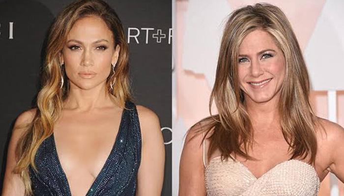 Jennifer Aniston in awe of Jennifer Lopezs red carpet presence